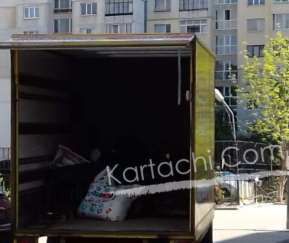 Извозване на мебели и боклуци до депо