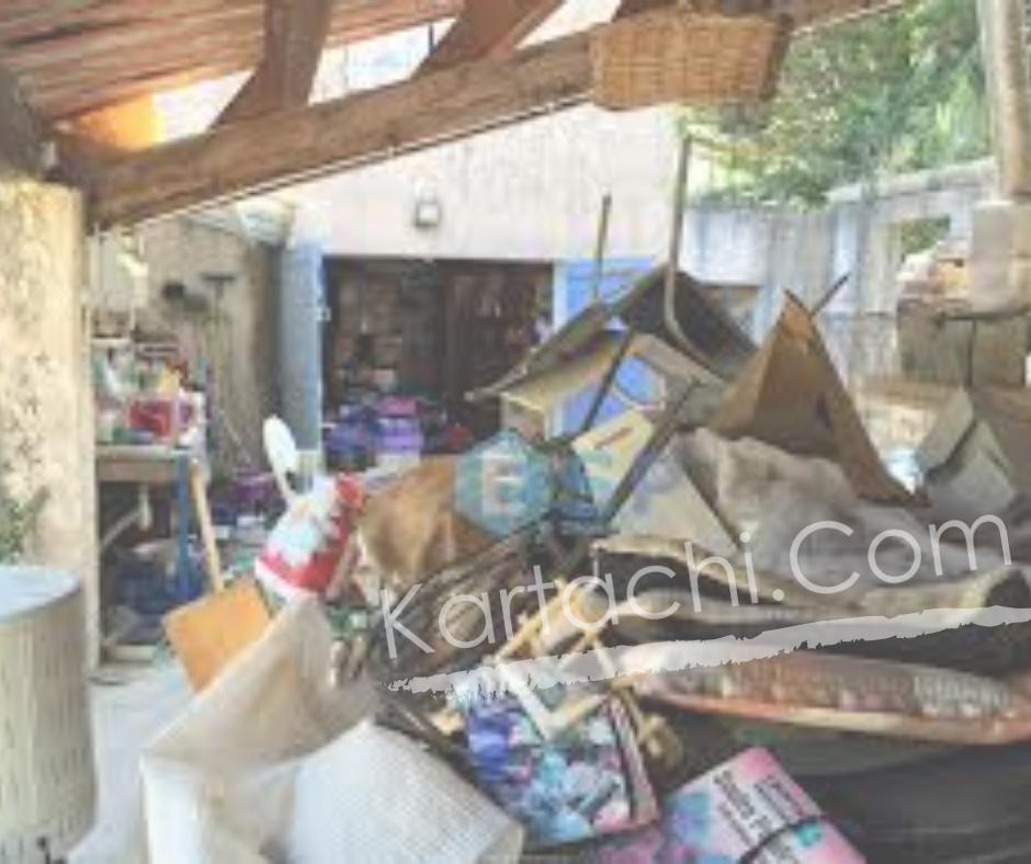 Основно разчистване на апартамент от боклуци